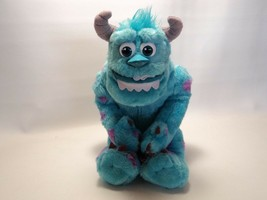 Sully Talking Roaring Plush Disney Pixar Monster University My Scare Pal... - $19.22