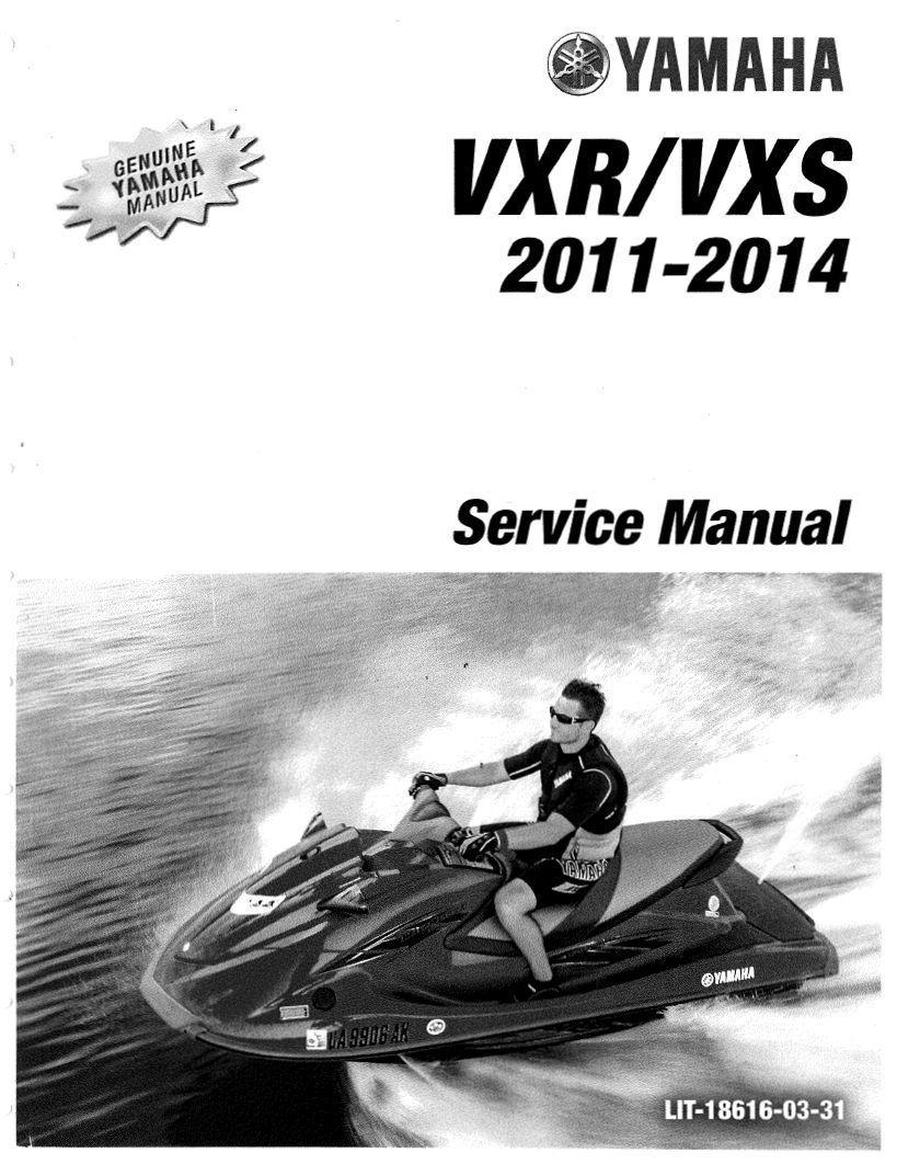 yamaha waverunner pwc 2011 2012 2013 2014 and 50 similar items rh bonanza com 2012 yamaha waverunner vx deluxe owners manual Yamaha GPR Waverunner Manual
