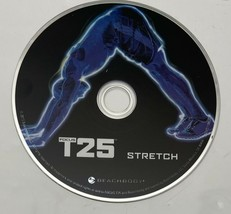 Focus T25 Beta Workout Replacement DVD Stretch EUC - $6.80
