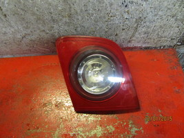04 05 06 Mazda 3 oem trunk mounted right inner brake tail light reverse ... - $9.89