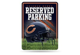 NFL Chicago Bears Parking Sign - $6.92
