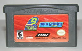 Nintendo Game Boy Advance - Rocket Power Zero Gravity Zone (Game Only) - $6.50