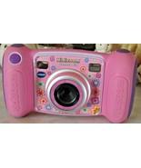 Vtech Kidizoom Camera Pix Megapixel 4x Digital Zoom Video, PINK - $18.69