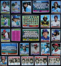 1979 Topps Baseball Cards Complete Your Set U You Pick From List 501-726 - $0.99+