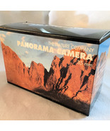 The Nature Company Panorama Camera 35mm Ansco Panoramic New in Box - $32.32