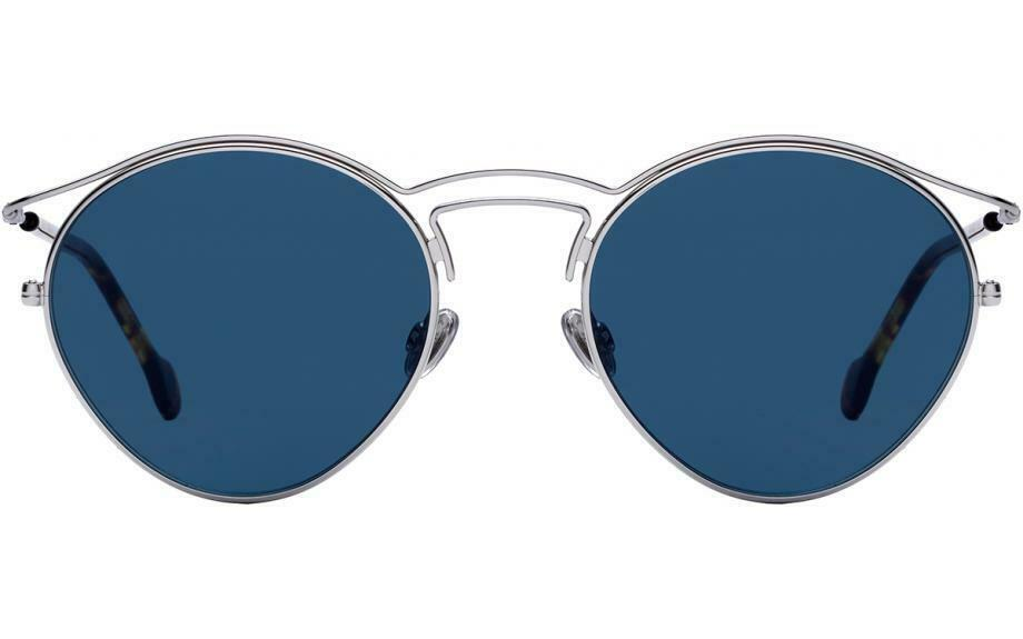 NEW Christian Dior ORIGINS1 8JD/KU Silver Havana/Blue Gradient Sunglasses
