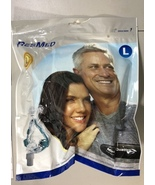 Large ResMed Mirage Quattro Full Face Cpap Mask System 61203 with Headgear - $75.00