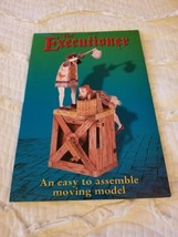THE EXECUTIONER - KEITH NEWSTEAD  - Moving/Mechanical Action Paper Model... - $18.69