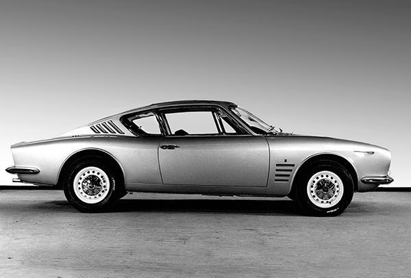 Primary image for 1966 Ford OSI 20M TS Prototype - Promotional Photo Poster