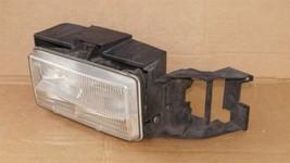 93-96 Cadillac Fleetwood RWD Headlight Lamp w/ Bracket Driver Left LH image 2