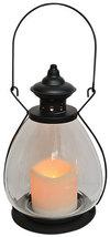 Glass globe Timer Lantern Rustic Lighting Porch Camping Home  - $48.00