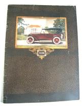 1920 Elcar Prestige Orphan Automobile Brochure Catalog 36 pp Elkhart Ind... - $173.25