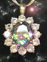 HAUNTED NECKLACE ALEXANDRIA SACRED REGENERATION HIGHEST LIGHT COLLECTION MAGICK - $4,375.11
