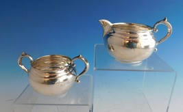 Old French by Gorham Sterling Silver Sugar and Creamer Set 2pc (#2232) - $289.00