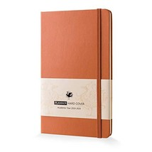 Hardcover Academic Planner 2019-2020, Dexmon Daily Weekly Monthly Person... - $16.29