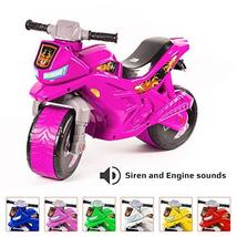 KIDZEG Push Bike Balance Ride-on - for Toddlers and Kids 2-5 Years Old P... - $63.20