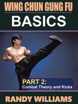 Wing Chun Gung Fu Combat Drills #2 Advanced Blocks & Traps DVD Randy Wil... - $22.00