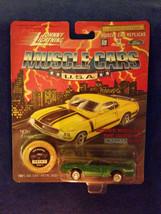 1994 Johnny Lightning Muscle Cars USA 1970 Superbird Series 2 Green - $5.65