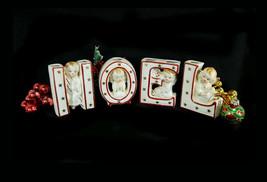 Vintage Noel Christmas Figurines, Christmas Ang... - $59.95