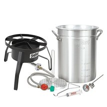 Bayou Classic 3066A 30-Quart Outdoor Turkey Fryer Kit - £126.16 GBP