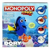 Monopoly Junior: Disney/Pixar Finding Dory Edition - $26.28