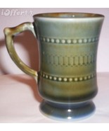 WADE PORCELAIN-- SHAMROCK SMALL FOOTED COFFEE CUP - $19.95