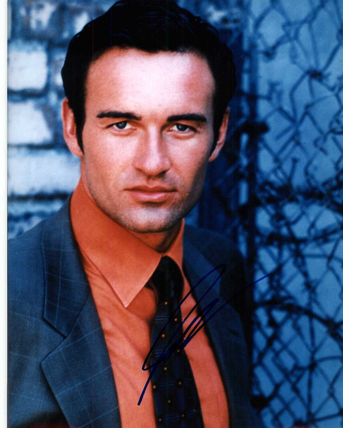 Primary image for Julian McMahon Signed Autographed Glossy 8x10 Photo