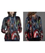Avengers Infinity War HOODIE FULLPRINT WOMEN - $44.99+