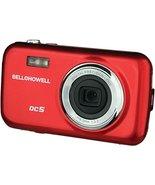 BELL+HOWELL(R) DC5-R 5.0-Megapixel Fun Flix(R) Kids Digital Camera (Red) - $38.77