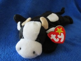 Ty Beanie Baby Daisy 5th Gen Hang Tag PVC Filled - $4.74