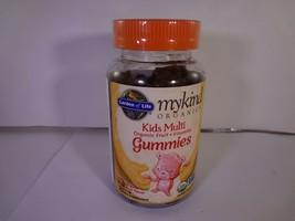 Garden of Life MyKind Organics Kids Multi-120 Vegan Gummies [VS-G] - $24.75