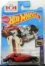 Cruella De Vil #127 Screen Time 2019 Hot Wheels - $5.45