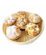 Panda Legends 6 Pieces Artificial Bread Set Fake Muffin Model Photograph... - $44.13