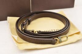 LOUIS VUITTON Damier Shoulder Strap 100-108cm LV Auth 4147 - $360.00