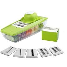 Valuetool Vegetable Shredder Lattice Cutter - Mandoline slicer for Carro... - €18,54 EUR