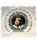 Rod Stewart Cut glass Diamante Plaque Keepsake Ltd Edition | Cellini Pla... - $32.44