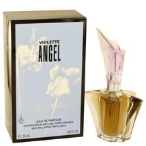 Thierry Mugler Angel Violet 0.8 Oz Eau De Parfum Spray Refillable image 4