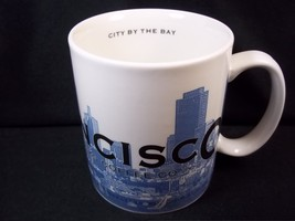 Starbucks Skyline Series coffee mug San Francisco City by the Bay 2002 1... - $17.90