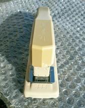 Vintage SWINGLINE Stapler Model 444 Desktop Stapler Tan Excellent - $5.20