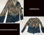 Haven bleu blouse web collage thumb155 crop