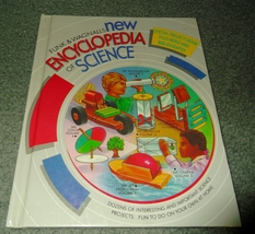 Funk & Wagnalls New Encyclopedia of Science Special Projects Home School... - $8.99