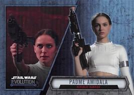 2016 Topps Star Wars Evolution #16 Padme Amidala - €0,86 EUR