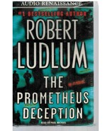 The Prometheus Deception Audio Cassette – Abridged AudioBook by Robert ... - $12.75