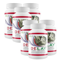 6 Bottles of Delay Pills - Last Longer in Bed - Made in New Zealand - $148.50