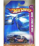 2008 Hot Wheels #145 Team: Hot Wheels Racing 1/4 CHAPARRAL 2D Blue w/OH5... - $9.50