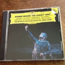 Wagner The Compact Ring James Levine USED CD - $2.97