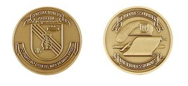 ARMY 5TH 1ST  SPECIAL FORCES BRONZE AIRBORNE MILITARY CHALLENGE COIN - $16.24