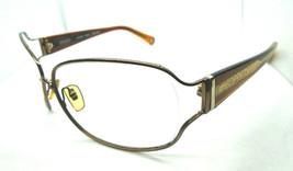 COACH ALYSSA S565 Tortoise 52-13-125 Sunglasses/Eyeglass Frames NO LENSES - $33.50