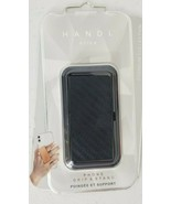 Handl Stick Phone Grip & Stand Black - New  - $8.81