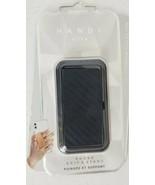 Handl Stick Phone Grip & Stand Black - New  - $8.81
